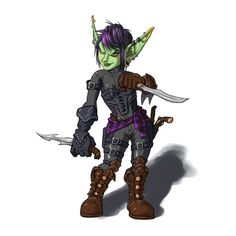 Image result for goblin gun token