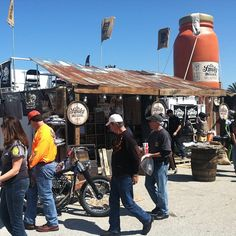 Blast from the past! We are missing Bike week in Daytona and looking forward going again next year! #OleSmoky #Moonshine #BikeWeek #ShineResponsibly