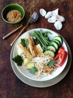 Stap je mee de Indonesische keuken in, voor deze Gado Gado?!