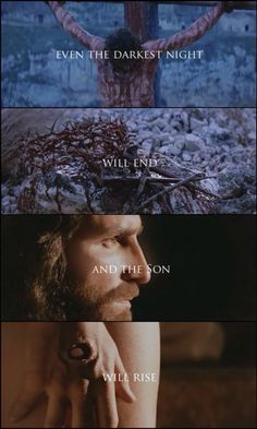 {les mis vs the passion of the CHRIST. the SON will rise} remember on this day of resurrection what JESUS did and why we celebrate. La Passion Du Christ, The Passion, Jesus Pictures, Jesus Is Lord, Son Of God, Dark Night, Bible Verses Quotes, Jesus Loves, Holy Spirit
