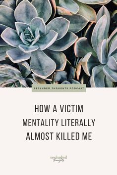 Having a victim mentality is thinking that things keep happening to you. Do you feel like you don't have control over your life? Listen now to learn how to leave victim thinking behind and restore positivity into your life. #victimmentality #positivethinking What Is Resilience, How To Build Resilience, Emotional Resilience, Victim Mentality, Mental Health Day, Activities For Adults, Spiritual Health, Self Awareness, Self Improvement Tips
