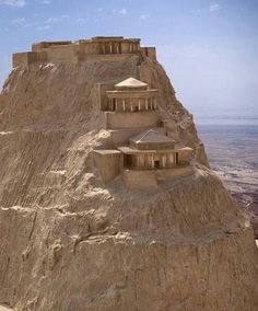 1996 Masada, Israel that was a hot sandy experience :-) with a great historic story