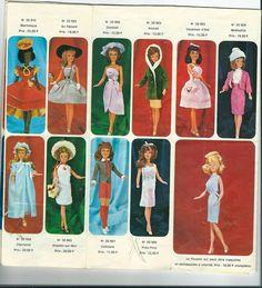 Risultati immagini per barbie catalogue