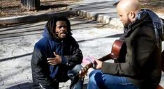 When a Homeless Man Joins Your Music Video and Does Something Wonderful Like This–Just Go with It