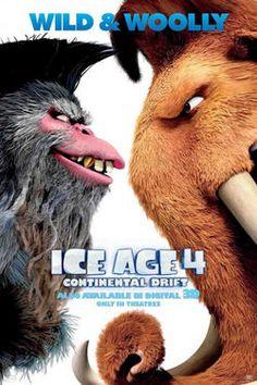 Ice Age 4 Contintental Drift
