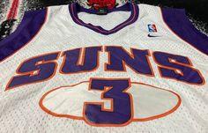 Nike Vintage 01's Phoenix Suns Stephon Marbury Nba Jersey Nike | Grailed Vintage Basketball Jerseys, Stephon Marbury, Jersey Nike, Phoenix Suns, Vintage Nike, Nike Tops, Nba, Shopping