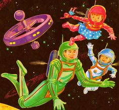 Adventures in Space, 1960