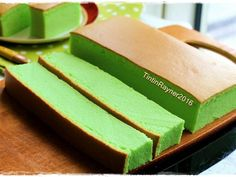 Ogura Cake Pandan Super soft moist recomended recipe step 9 photo