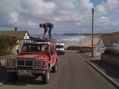 iPhone Snap: Post Surf by Rich Wain-Hobson, via Flickr
