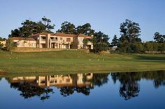 Rietvlei Country Estate - These luxury self-catering, Tuscan-style apartments are your ideal home away from home.  The superior accommodation is ideally situated for an absolutely peaceful stay in a beautiful countryside setting. ... #weekendgetaways #plettenbergbay #southafrica