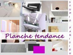 Planche Tendance d'un studio