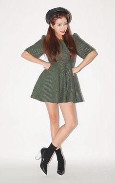 Stylenanda skater dress