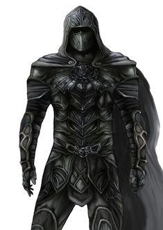 Nightingale Armor by ~WilliamFDrake on deviantART