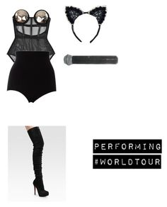 """#WorldTour"" by officialarianagrandebutera ❤ liked on Polyvore"