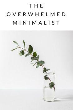 A minimalist's guide to life balance.