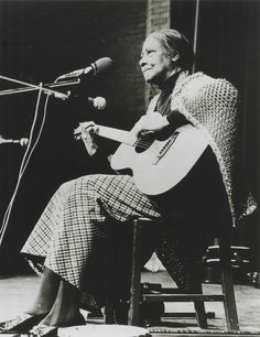 elizabeth cotten. Can't get enough of her right now.