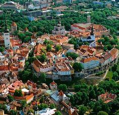 Tallin, Estonia.