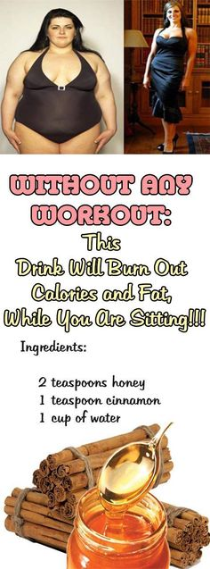 WITHOUT ANY WORKOUT: This Drink Will Burn Out Calories and Fat, While You Are Sitting!!! If you are a person who wants to lose weight but you do not have time to do exercises try with this tea. --sponsor-- The tea improves your metabolism and in that way it burns calories faster and easier. Whether …