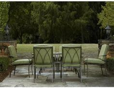 Garden Oasis Shoal Creek 7pc Dining Set $299.99 (sears.com)