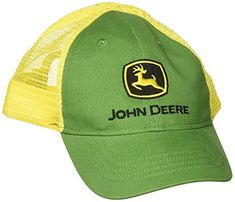 Find best price for John Deere Boys' Trademark Trucker Ball Cap. Explore our Boys Fashion section featuring new #shopping ideas of the best collection of #BoysFashion #BoysAccessories and #fashion products online at #Jodyshop Marketplace. Branded Caps, Toddler Age, Mesh Cap, Boys Accessories, Online Fashion Stores, Big Boys, Boy Fashion, Baseball Hats, Editor