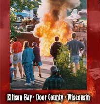 Door county on pinterest door county door county wi and for Fish boil door county