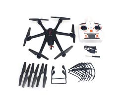 F15066/67 MJX X600 2.4G  4ch 6-axle Gyro RC Drone Hexacopter UAV 3D Roll Auto Return Headless Helicopter (Without Camera) FS