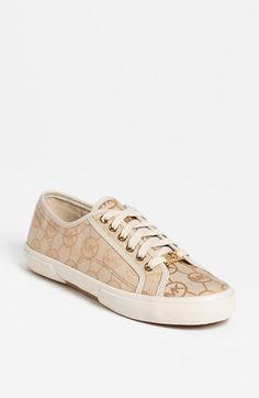 MICHAEL Michael Kors 'Boerum' Sneaker Vanilla Size 9.5 M - $70 on Vein - getvein.com