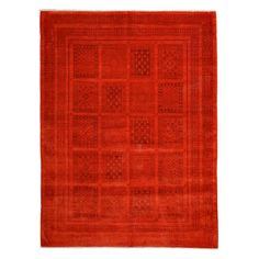 "Adina Collection Oriental Rug, 5'10"" x 7'8"""