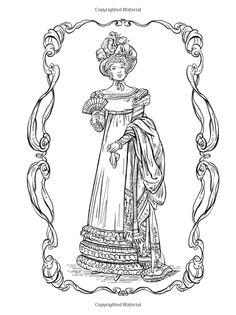 Amazon.com: Color Me Jane: A Jane Austen Adult Coloring