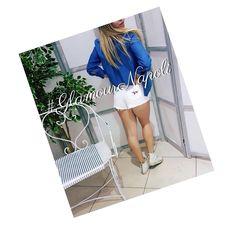 TOTAL LOOK  #GlamourNapoli  camicia taglio irregolare @disguise_brand  hot pants @ukglamorous  Tutto disponibile in boutique  Siamo in via Nicola Nicolini 62 a/b  Napoli  U N I C A - S E D E  http://ift.tt/1NPWD6k  Whatsapp 327/16.82.018