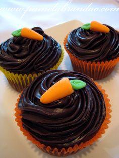 Sposata!: Segunda Páscoa Linda #1 | Cupcakes temáticos para a Páscoa