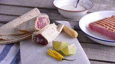 Receta | Kebab de atún - canalcocina.es