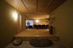 Japanese interior Japanese Modern, Japanese House, Japanese Style, Japanese Interior Design, Japanese Design, Small Space Living, Small Spaces, Modern Minimalist, House Design