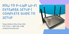 Checkout the blog, how to D-Link Wifi Extender Setup. If you need any help regarding setup D-Link router. Don't worry; visit our website and get in touch with our experienced experts. Best Router, Wifi Extender, Wireless Lan, Tp Link, Coding, Touch, Website, Blog, Blogging
