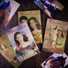 A little bit about me. I have always loved horses and oddly always felt a strong connection whenever I have been around them. But I didn't grow up with horses. My mom was a racehorse trainer, as was my grandfather, my aunts and uncles were all involved with horses. But do the circumstances out of my control, situations changed, and at the age of 2 we moved from the farm. I have always felt like it was the life I was meant to have. When I started watching the Heartland series on TV, I found…