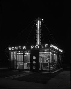 IF THERE ARE ICE CREAM SHOPS IN HEAVEN, I'M SURE THEY LOOK LIKE THIS: BERTRAND GOLDBERG'S 1938 MOBILE ICE CREAM SHOP, WHICH COULD MOVE WITH THE SEASONS. RIVER FOREST ILLINOIS. COURTESY OF CHICAGO HISTORY MUSEUM.