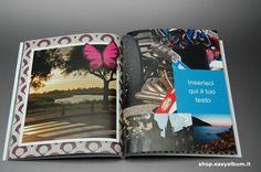 Fotoalbum 20x25 aperto con copertina morbida http://shop.easyalbum.it/fotoalbum