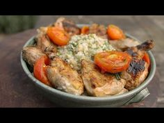 James Martin: Home Comforts - Veg Patch Dinners - YouTube