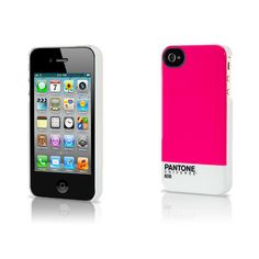 pantone iphone 5 for the color wheel geek #pantone #iphone #cover #color #chic #protection
