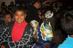 Lucha Libre y Box: Triple AAA En Fresnillo Zacatecas