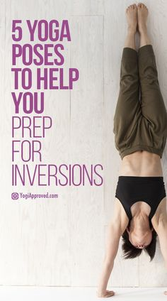 For those of you who want to advance your inversion and backbend practice, knowing how the shoulder girdle works is pivotal (pun intended). yoga poses for beginners YOGA POSES FOR BEGINNERS | IN.PINTEREST.COM #HEALTH #EDUCRATSWEB