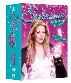 Free USA Shipping on Every Order! 120 Day Return Policy Satisfaction Guaranteed Your Item is Brand New & In Stock today! Sabrina is a normal teenager, except for one thing -- she's a witch! Guided by