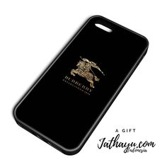 Custom cases all iphone  Burberry Gold Black