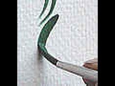Brushstroke Exercises 1 - Bauernmalerei, Decorative Painting Online Classes