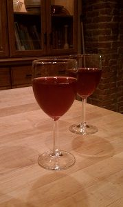 "Homemade Beet Kvass (""red wine"") - powerful probiotic bacteria to enhance digestion - packed with B Vitamins, enzymes."