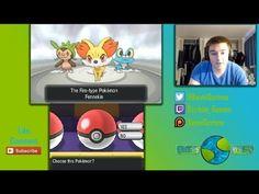 Pokémon X: Part 1 | Enter Kalos, Meet Two Hot Chicks, Choosing First Pok...