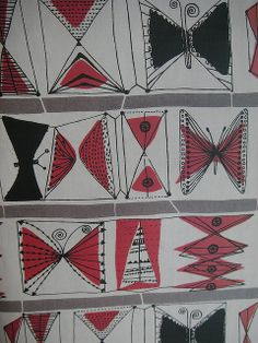 Design: Lucienne Day | Flickr - Photo Sharing!