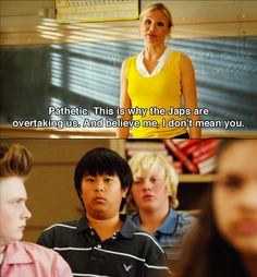 Bad Teacher. Funny.