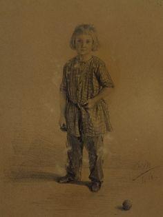 Adolph Menzel - Hugo Martini 1844
