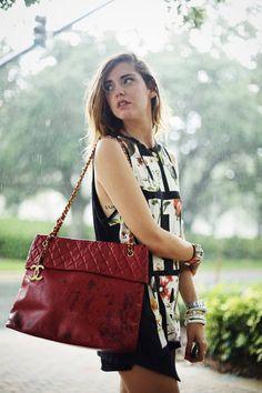 Orlando  #3.1 Phillip Lim #Top #Chanel #Shopper Bag